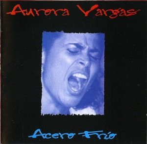 Aurora Vargas - Acero frio (frontal)