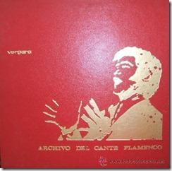 (1968) Archivo del Cante Flamenco