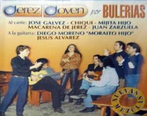 Jerez Jóven por Bulerías