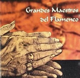 grandes maestros del flamenco