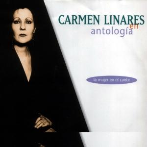 Carmen Linares - La Mujer en el Cante cd.1 ('96)(frontal)