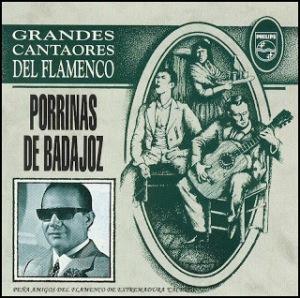 Porrina de Badajoz, Grandes Cantaores del Flamenco