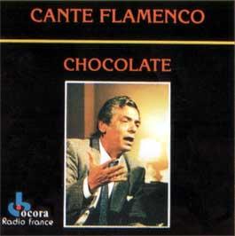 chocolate cante flamenco